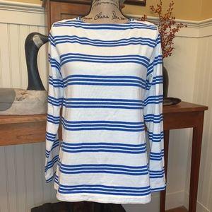 VINEYARD VINES Tripe Stripe Knit Top M